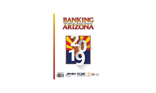 Ranking Arizona magazine cover