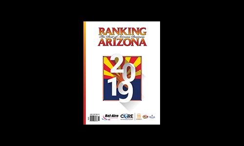 Ranking Arizona magazine cover